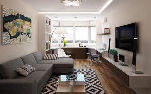 Однокомнатные квартиры в Санкт-Петербурге — выбор и покупка