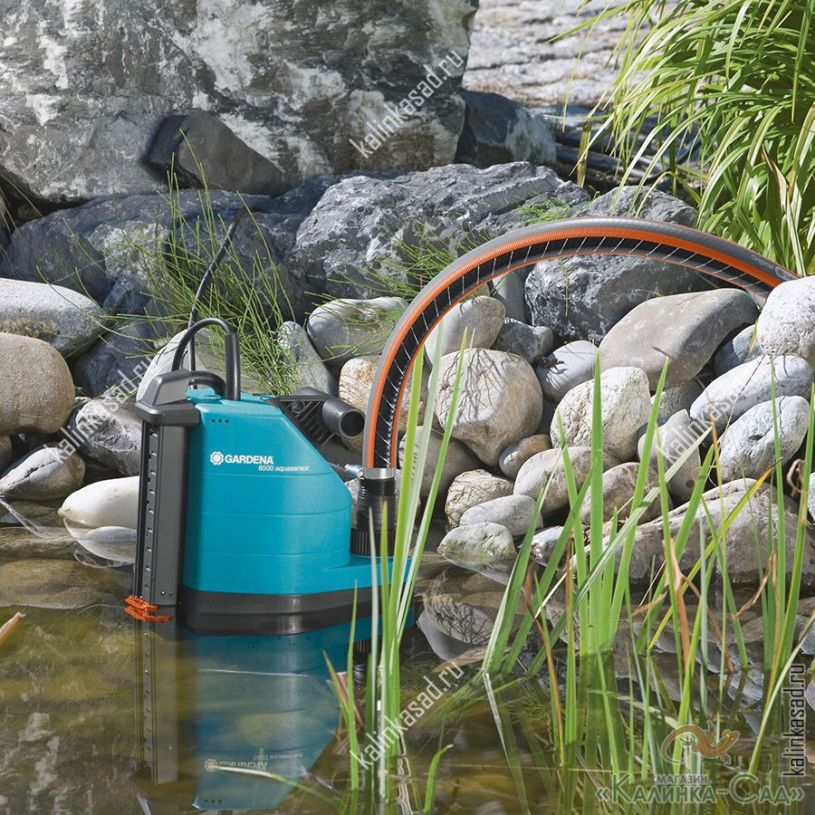 дренажные насосы для откачки воды