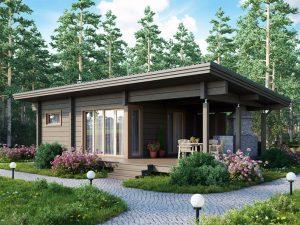Проекты деревянных домов. В чем преимущества строительства деревянных домов?