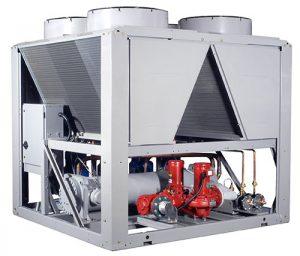 Системы охлаждения с применением кассетных чиллеров