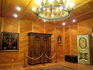 Гардеробные комнаты царей