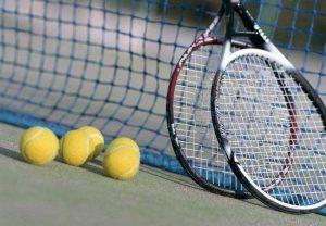 Любителям большого тенниса посвящается