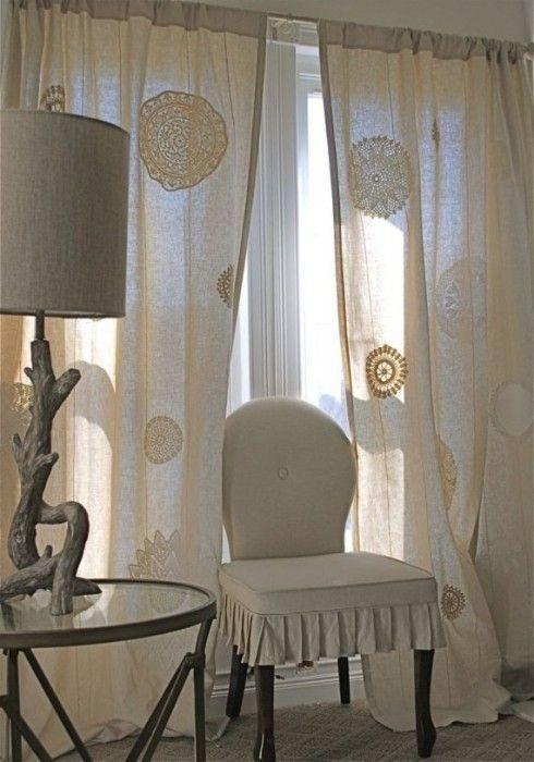 какие шторы для гостиной