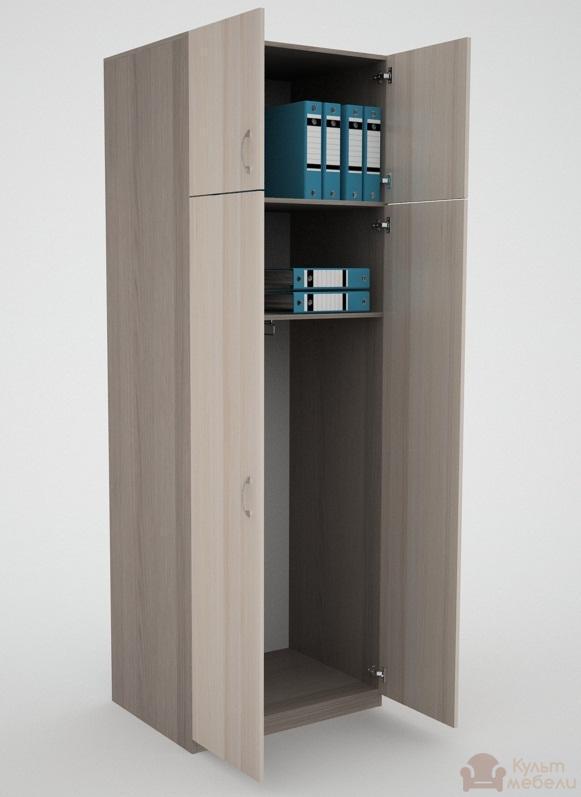 офисный шкаф с антресолями