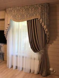 Модные шторы для дома