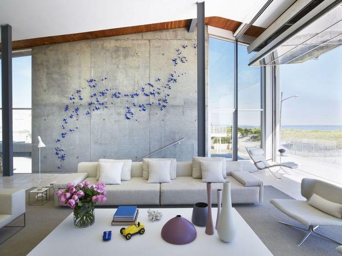 бетон в современном дизайне