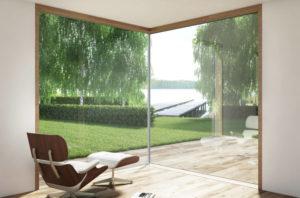 Панорамное остекление — современный стиль твоего дома