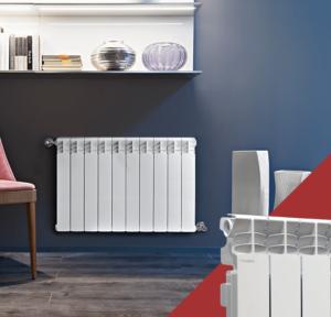 Биметаллический радиатор отопления — виды и преимущества конструкции