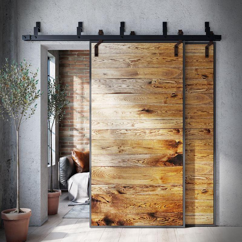 настенные двери