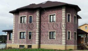 Фасадный кирпич — современный материал для отделки дома