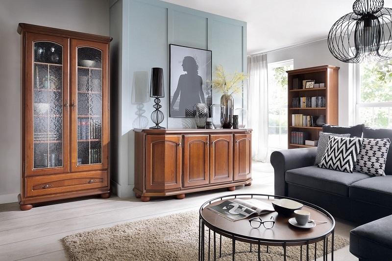стили деревянной мебели