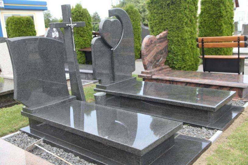 выбор надгробия из гранита