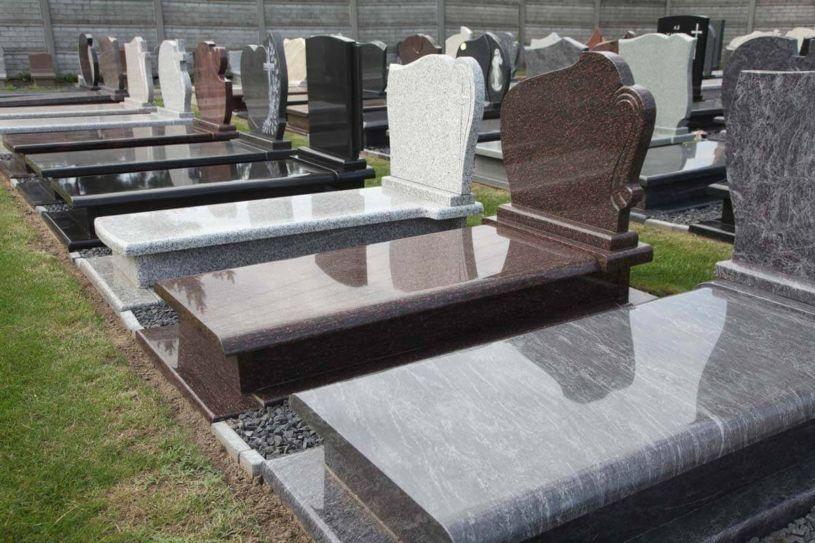 Виды надгробий
