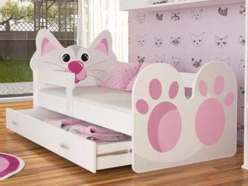 кровати для девочек для спальни