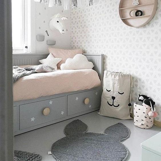 кровать для девочки от 5