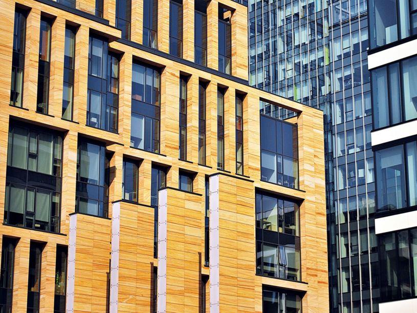 вентилируемые фасады панели