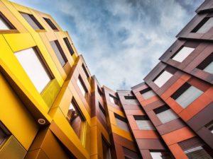 Вентилируемый фасад — строительство и монтаж