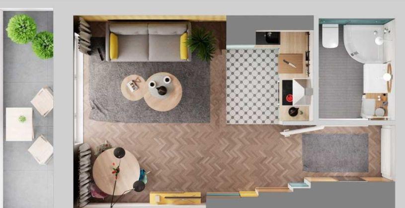 купить однокомнатную квартиру студию