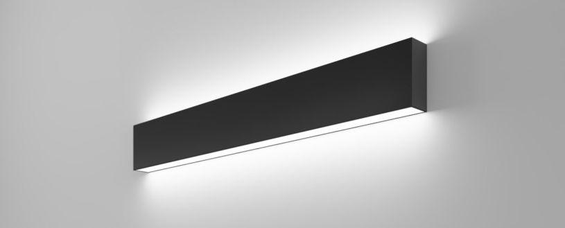 линейное освещение в интерьере