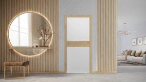 Ламели — самые модные декоративные планки